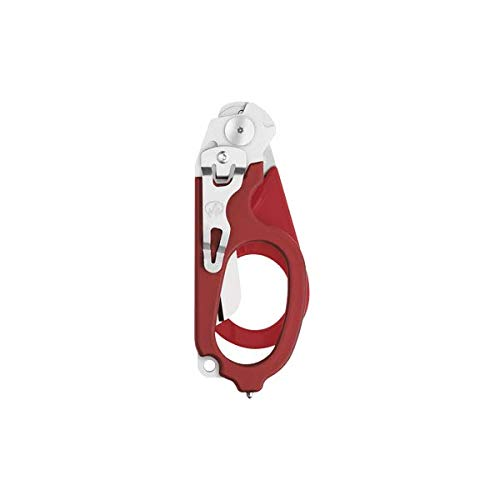 LEATHERMAN - Raptor Shears, with MOLLE Compatible Holster (Red) by LEATHERMAN (Image #2)