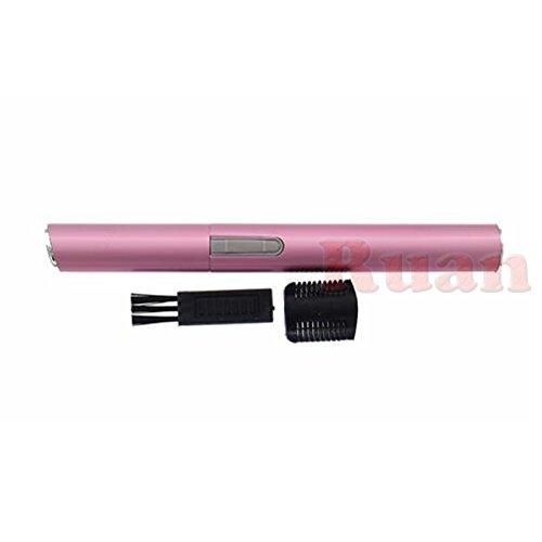 Hand Shaver - Portable Woman Shaver Shaper Trimmer Shaving Ear Arm Leg Hand Body Hair Remover W Comb Brush - Fuzz Joist Haircloth Trimming Capacitor - 1PCs