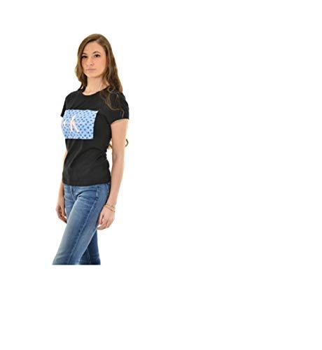 Tg Nero Klein Donna T Calvin S shirt UXT6xnWn