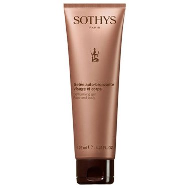 Sothys Self-tanning Gel Face and Body - 4.22 oz