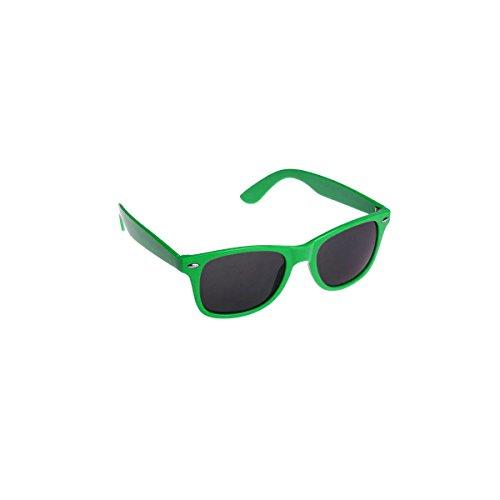 Et De Lunettes Monture Verres Verte Vert Soleil Modeuse Noirs À La xa0wTCqw