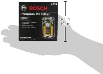Bosch 3325 Premium Filtech Oil Filter