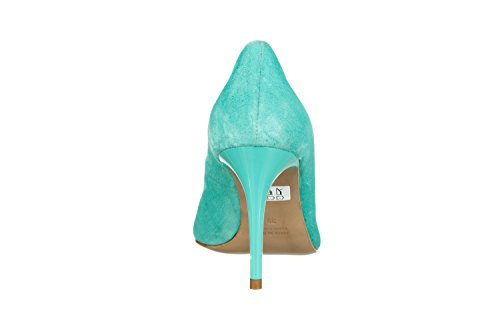 di en piel Acqua Zapatos Mare Gracie auténtica ante Decoltè Mujer Gianrico Mori qSXvnZTwxA