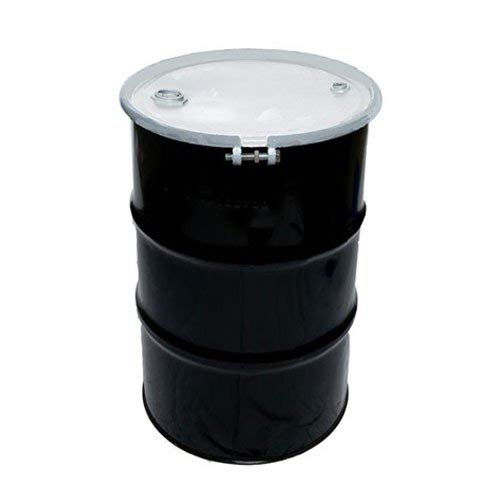 Air Sea Containers 30 Gallon (NEW) Open Head UN Rated Steel Drum with Ring Lock Lid