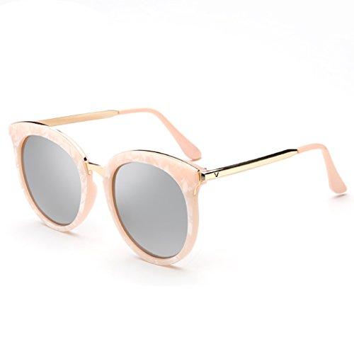 sol Face sol de de alzadores gafas Shell Gafas Lady nbsp; Pink a0nqY