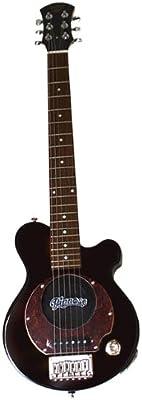 Pignose pgg-200 Deluxe – Guitarra eléctrica con amplificador integrado (negro)