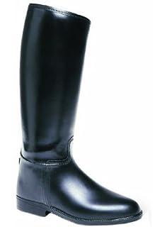 Dublin universal tall boots horse riding boots standard wide calf