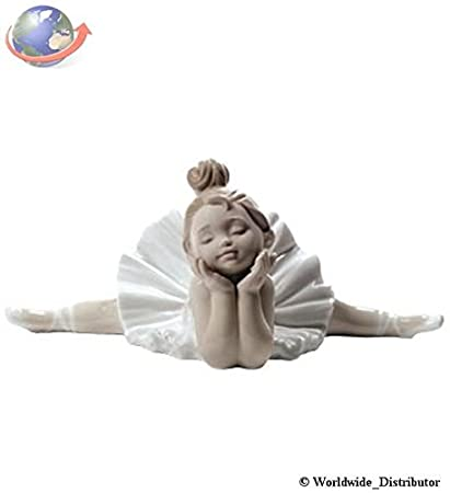 Amazon com: Nao Porcelain by Lladro READY FOR MY DEBUT