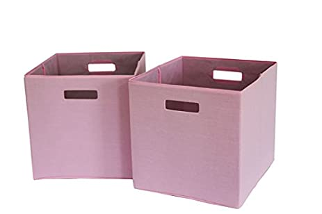 Great Better Homes And Gardens 13u0026quot; X 13u0026quot; Open Slot Storage Cube Bins,  SET