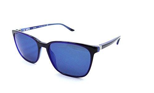 Starck Mikli Sunglasses SH5016 0007/Z4 53x17 Blue / Black - LT Blue - Sunglasses Mikli