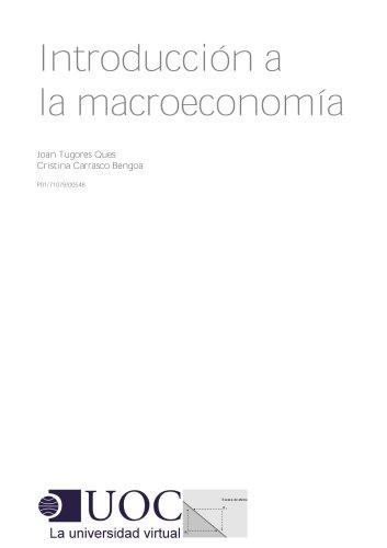 Introducción a la macroeconomía (Spanish Edition)