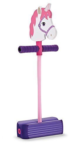 Kidoozie Unicorn Foam Pogo Jumper Model: G02447 by Toys & Child