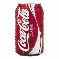 Coca Cola Refreshments : Classic Coke, 12 oz. can -:- Sold as 2 Packs of - 24 - / - Total of 48 Each (Coca Cola Christmas Soda compare prices)