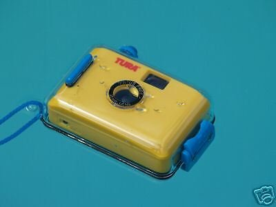 Reusable Underwater Camera With Flash - 2