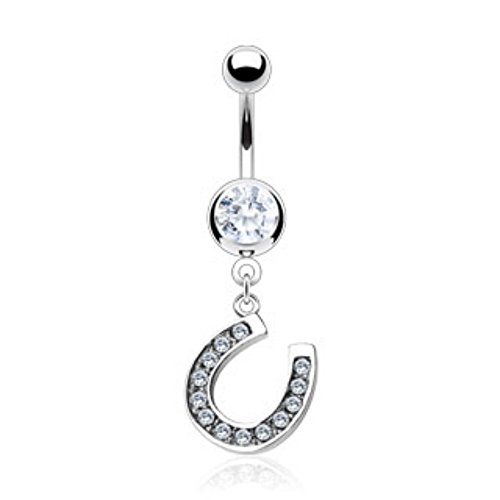 Horse Belly Ring - 5