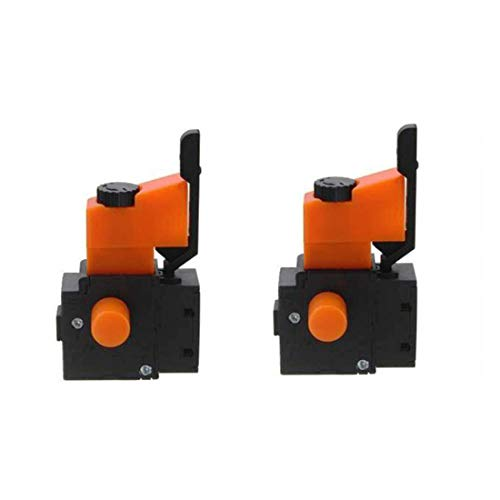 FA2-6//1BEK Lock on Drill Electric Speed Control Trigger Button Switch Power Tool