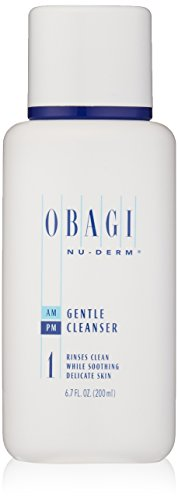 Obagi Nu-Derm Gentle Cleanser, 6.7 Fl Oz