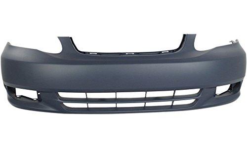 front bumper cover toyota corolla - 3