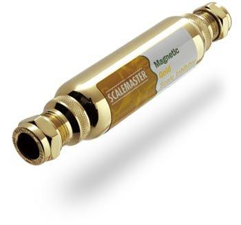 Scalemaster 22 mm oro magnético en-inhibidor de cal (22 mm de compresión)