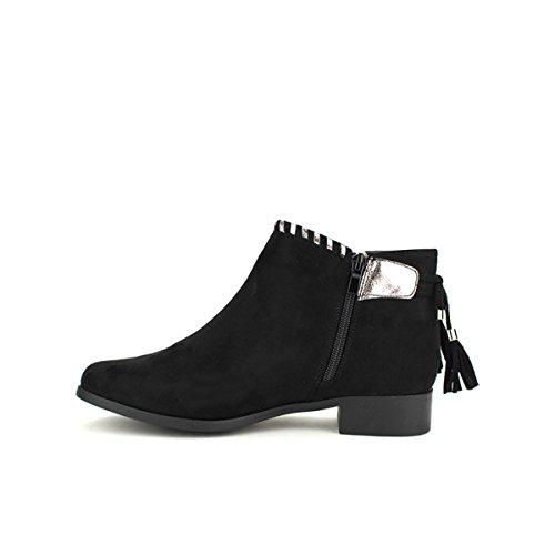 Et HecolBottines What For Femme Boots A4j5q3RL