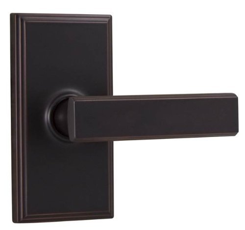Weslock 03700P1P1SL20 Utica Lever, Oil-Rubbed Bronze by Weslock