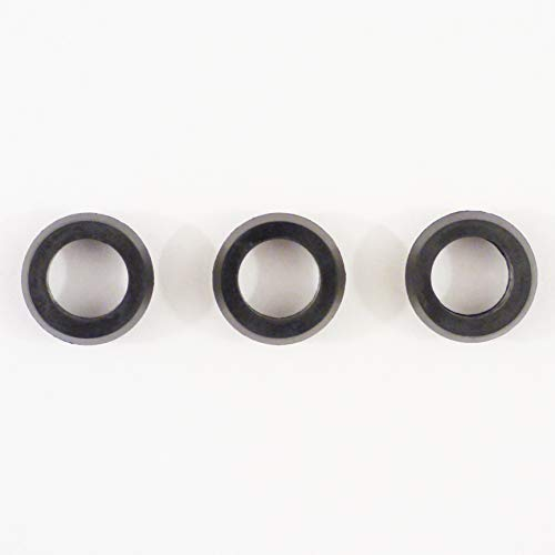 (Boss Compact Pedal Replacement Grommet - 3 Pack - Guide Bush O Ring - Genuine OEM Boss Replacement Part)