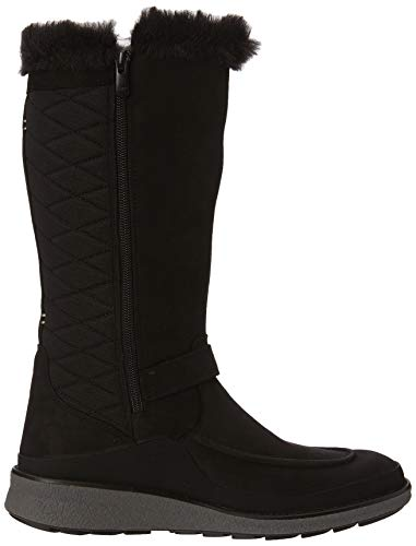 black Tremblant Merrell Alti Tall Donna Ezra Polar Wp Stivali Black Nero d6Zz6aq
