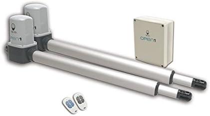 SCS Sentinel Open 1 Standard Kit motorización para puerta corredera 4 m/400 kg: Amazon.es: Bricolaje y herramientas