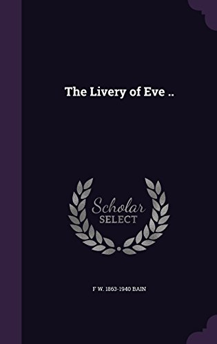 book cover of The Livery of Eve