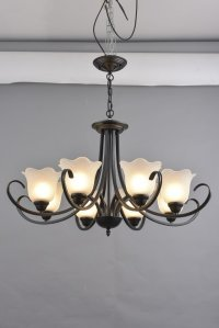 ALose LED minimalistas Arañas Lámparas de techo modernas ...