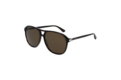 Gucci Fashion Sunglasses, 58/14/140, Avana / Brown / - Gucci Avana Sunglasses