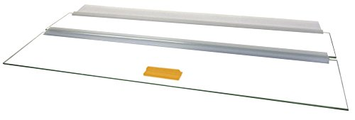 H2Pro 24  Glass Canopy for 15 /20/ 55-Gallon Aquarium Fish Tank (23.07 x11.1 )  sc 1 st  Aquarium Store & 24