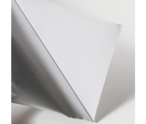 Aluminum Foil Adhesive Tape - 4'' x 55yds (100mm x 50m) Silver (4 inch)