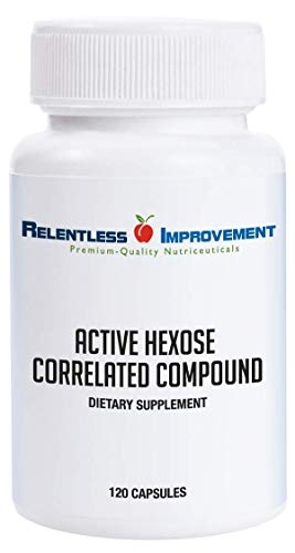 Relentless Improvement Active Hexose Correlated Compound | Compare to AHCC brand