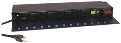 120V//20A 8 Outlets CyberPower PDU41002 Switched PDU 1U Rackmount