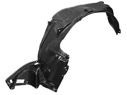- KA LEGEND Front Right Passenger Side Fender Liner Inner Panel Splash Guard Shield for 2006-2011 Honda Ridgeline 74101SJCA01 HO1249125