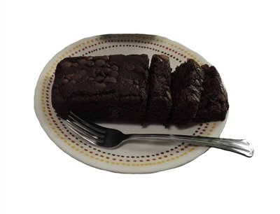Organic Bread of Heaven ~ Chocolate Chip Cake ~ USDA Organic