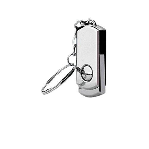 32GB Fold USB 2.0 Flash Memory Stick Pen Drive Thumb Disk Silver - 5