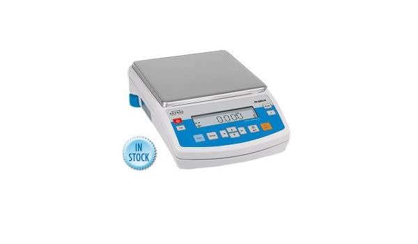 Amazon.com: Nevada Weighing™ Radwag PS 6000/C1 Precision Toploading Counting Balance - 6000 g x 0.01g - European Made with 2 Year Warranty!: