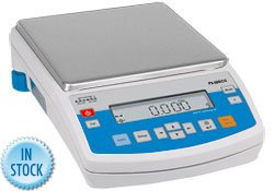 Nevada Weighing™ Radwag PS 6000/C1 Precision Toploading Counting Balance - 6000 g x 0.01
