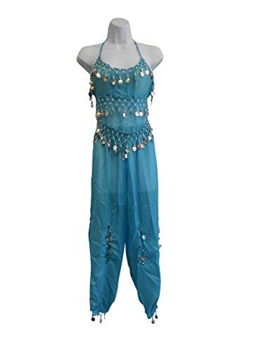 Profe (Teal Skirt Costume)