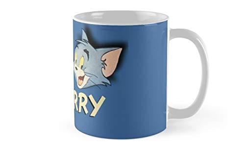 (Tom And Jerry Shirt Mug(One Size))