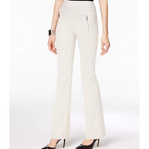 INC International Concepts Women's Curvy Fit Office Wide Leg Pants