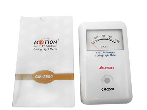 Dental Curing Light Meter Light Radiometer Tester PUJING
