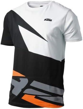 Camisa para tejer auténtica KTM de estilo rústico, tamaño grande ...