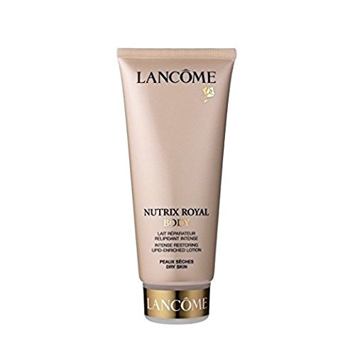 Lancome Nutrix Royal Body Intense Restoring Lipid-Enriched Lotion (For Dry Skin) 200 Mililiter/6.7 Ounce    ()