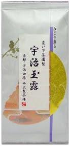 京都老舗 宇治茶専門店 宇治玉露 100g袋入