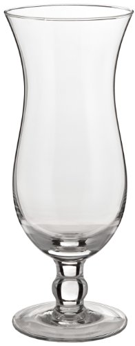 Footed Hurricane - Anchor Hocking 524UX 3-1/8 Inch Diameter x 8-1/4 Inch Height, 15-Ounce Footed Hurricane Glass (Case of 12)