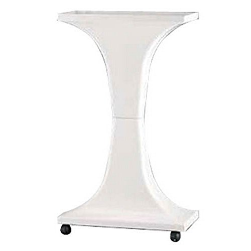 Imac Portagabbie 226 Bird Cage Pedestal Stand (One Size) (White) by Imac