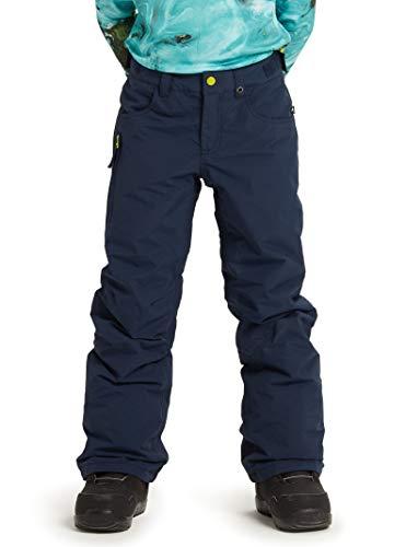 Burton Kids & Baby Barnstorm Pant, Dress Blue, Large Blue Kids Snowboard Boots